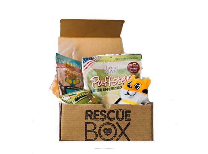 Rescue box sub box
