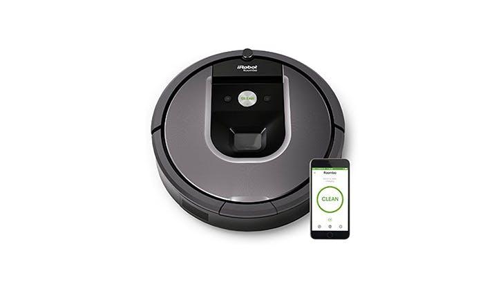 Roomba iRobot vacuum