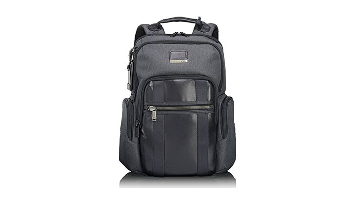 Tumi carryon backpack