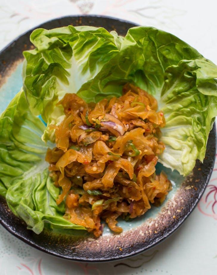 Watermelon Kimchi recipe