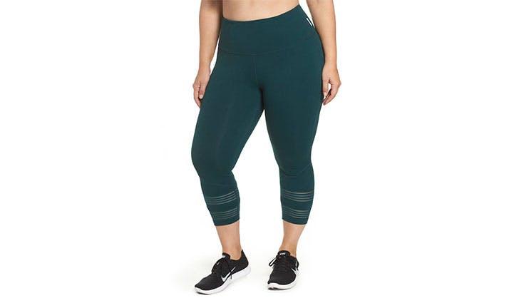 Zella Twin crop legging