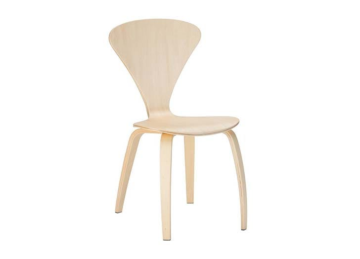 affordable birch dining chair