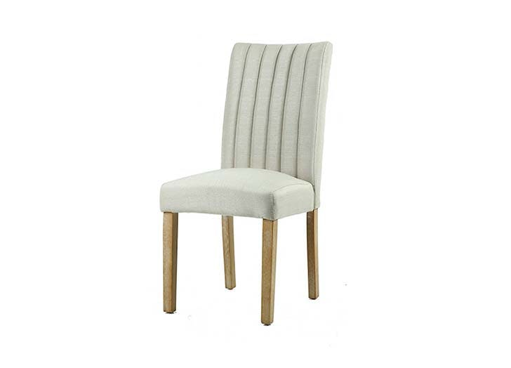 affordable pleated dining chair