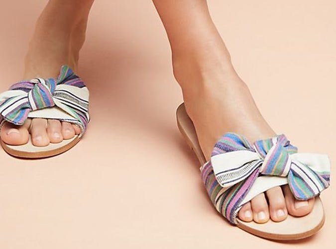 1ca1d03582b5 100 Flat Sandals Under  100 - PureWow