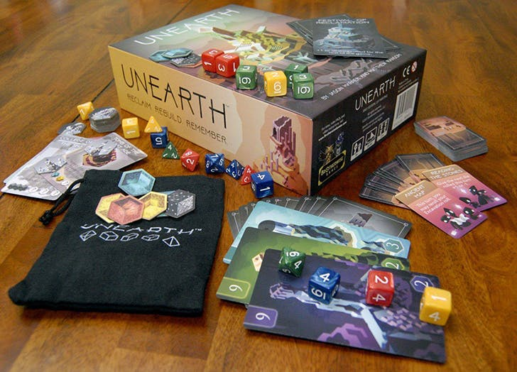 board game subscription box