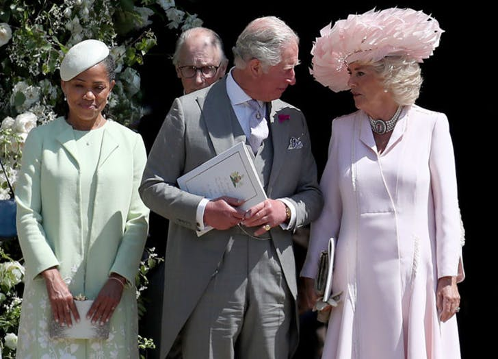 Camilla Parker Bowles Had *This* to Say About the Drama Leading Up to the Royal Wedding