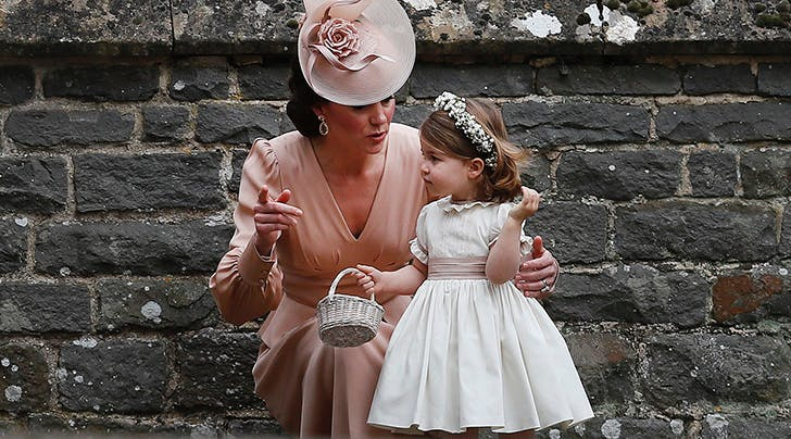 Princess Charlotte Will Have a Super Special Role in Prince Harry & Meghan Markles Wedding