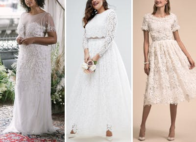 comfortable wedding gowns 400