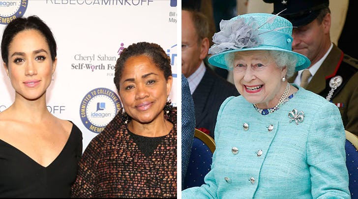 Finding Doria: Meghan Markles Mom Just Touched Down in London Town—and Its Time to Meet the Queen