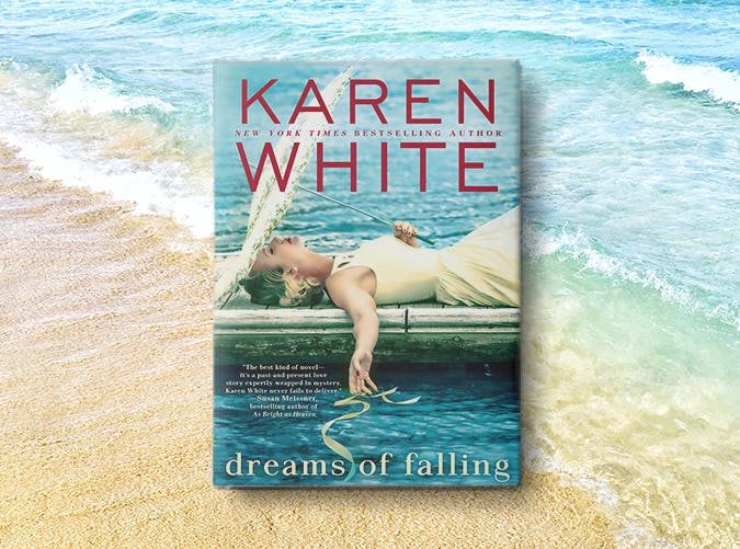 dreams of falling karen white