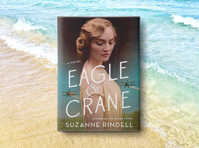 eagle and crane suzanne rindell