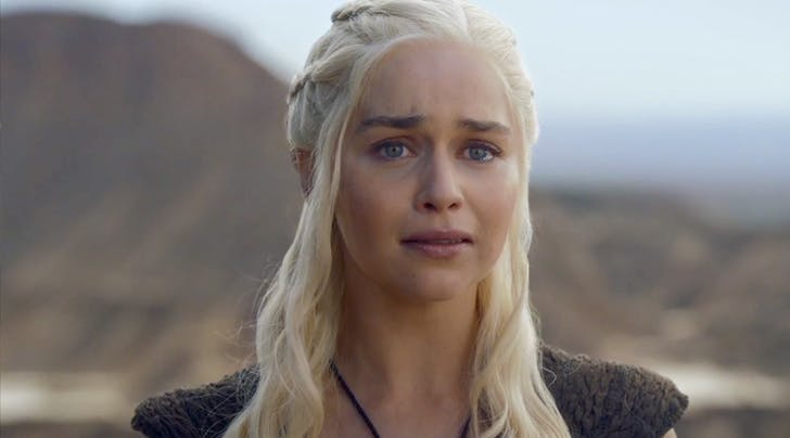 Emilia Clarke Reveals that Even the 'GoT Cast Doesnt Know Who Ends Up on the Iron Throne