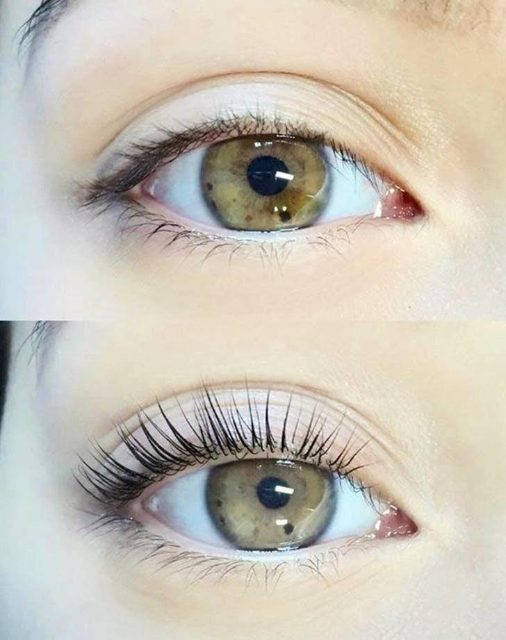 d5a9eaec78d The Difference Between Eyelash Extensions and Lash Lifts - PureWow