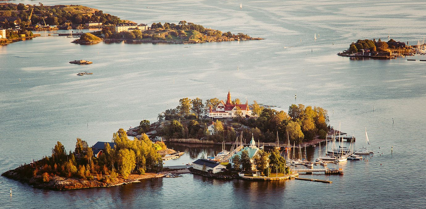 finnish islands looking dreamy af