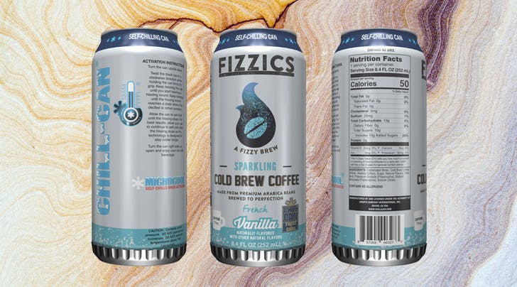 Self-Chilling Cold Brew Is Here, and Its Just in Time for Iced Coffee Season