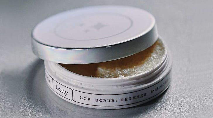 The Lip Scrub with a 30,000-Person Wait List Is Like a Disco Ball for Your Pout