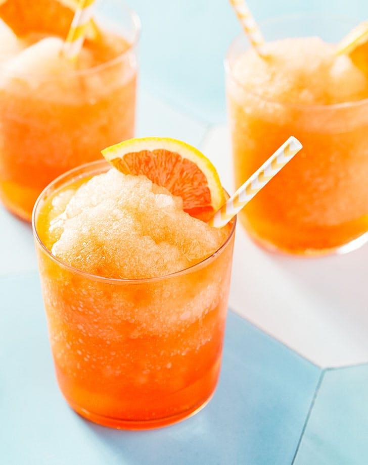 Frozen Aperol Spritz