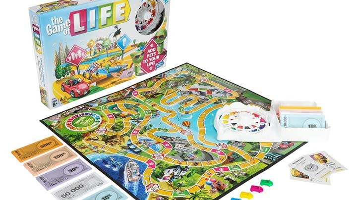 The Game of Life Has *Finally* Added the Most Important Family Member to the Game