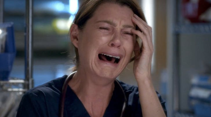 Cue the Tears: Ellen Pompeo Says the 'Greys Anatomy End Is Near