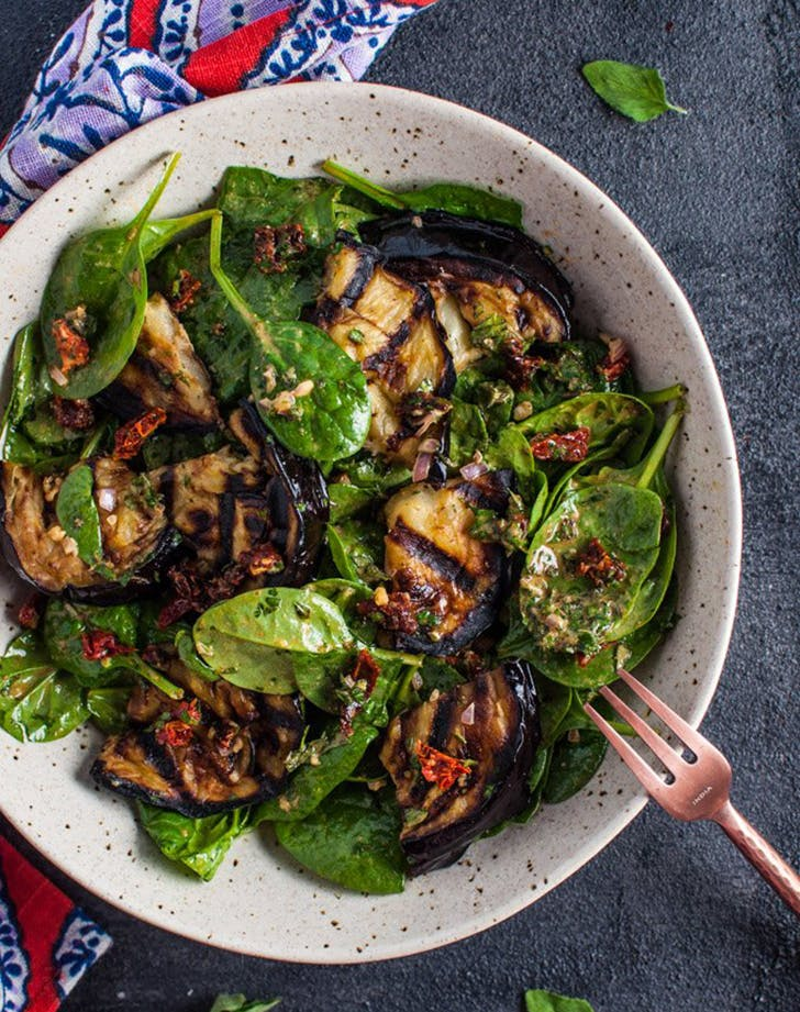 20 Easy Filling Ketogenic Dinner Salad Recipes Purewow