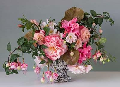 hibiscus bouquet 400