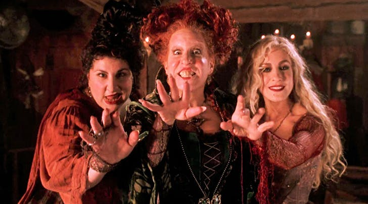 Disney Has a 'Hocus Pocus' Sequel in the Works…but Its Not What You Think