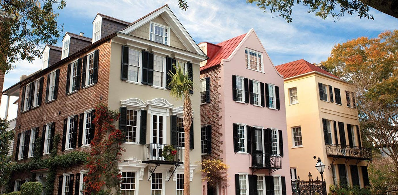 how to do a 3 day weekend in Charleston  South Carolina