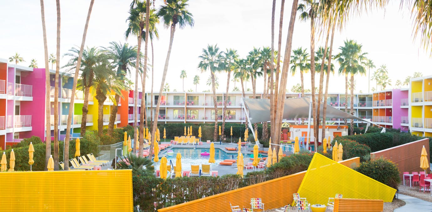 how to do a 3 day weekend in Palm Springs  California