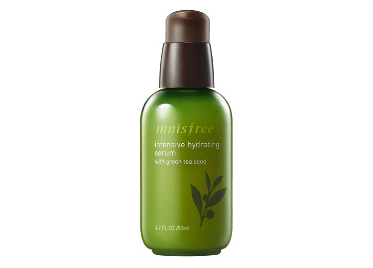 innisfree green tea hydrating serum