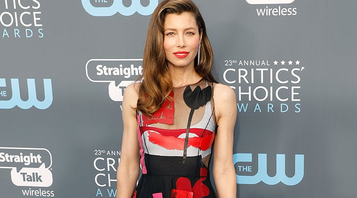 This Is the Healthy Meal Jessica Biel Makes When Shes Too Tired to Cook