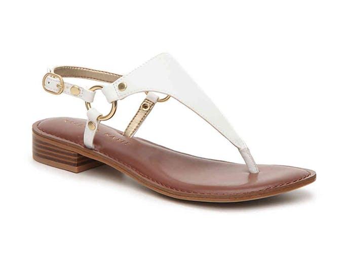 fe92499c8cca3 100 Flat Sandals Under  100 - PureWow