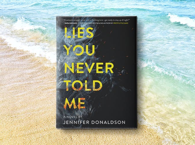lies you never told me jennifer donaldson