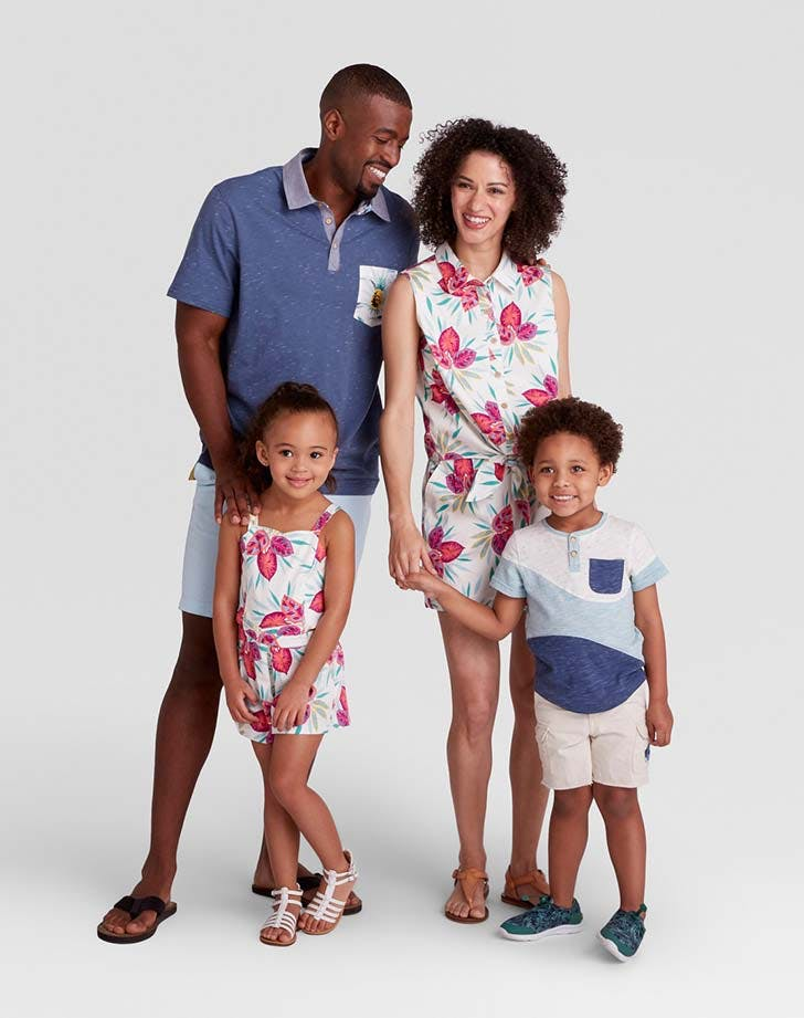 c8070bb87dc Target Just Released Matching Family Outfits - PureWow