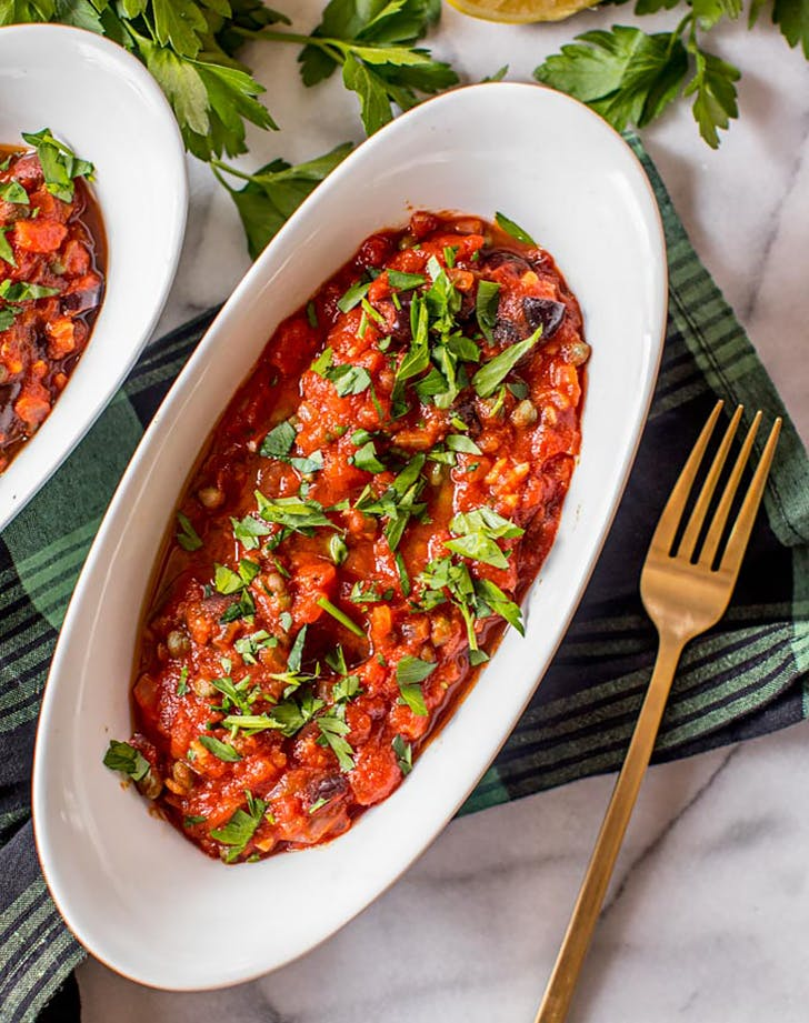 mediterranean roasted mackerel recipe