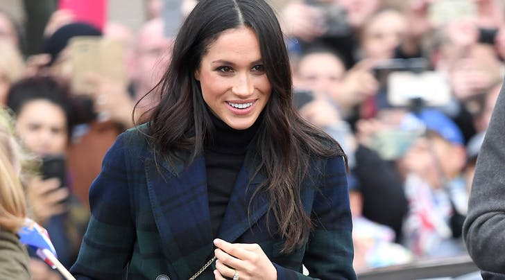 Is Meghan Markle the Reason Burberry Is Considering Going Fur-Free?