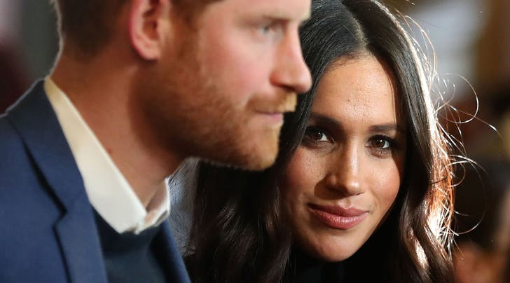 Meghan Markle Will Walk Alone Down Most of the Aisle Tomorrow, Then She'll Be Given Away by *This* Royal