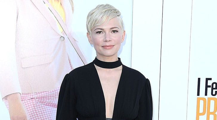Michelle Williams Is Saving Her Jewelry for the Sweetest Reason