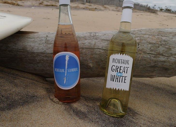 montauk wine sand beach