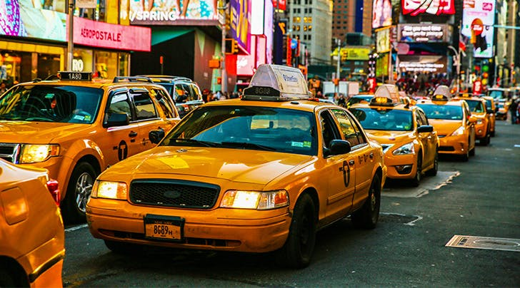 7 Fun Facts About NYC Taxis You Might Not Know