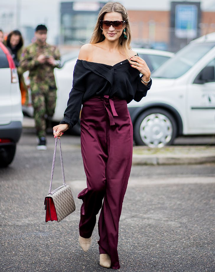 off the shoulder tops are no longer trending