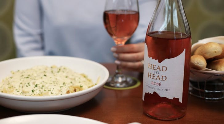 Forget the Breadsticks, Olive Garden Just Launched Its Own Proprietary Rosé