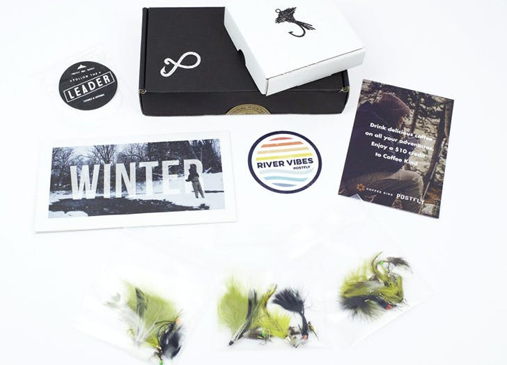 postfly fishing subscription