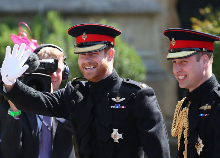 Prince Harry Made 2 Surprising Fashion Choices at the Royal Wedding...Heres What They Mean