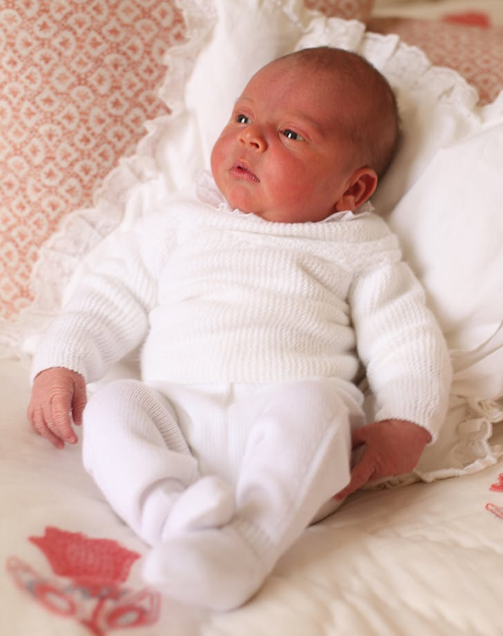 prince louis first official photo