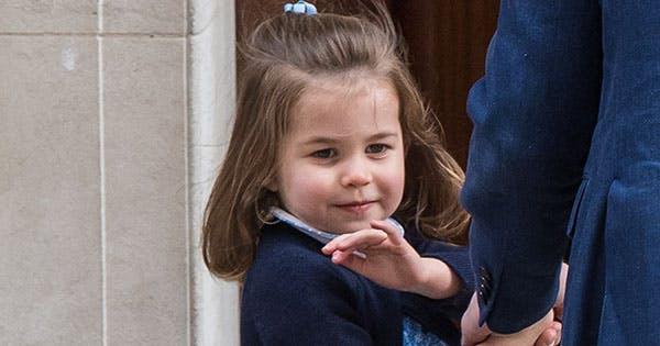 12 Times Princess Charlotte Was a Total Scene Stealer
