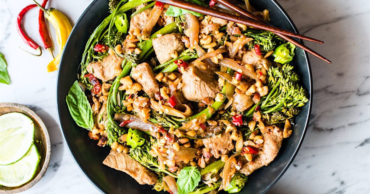 20 Thai Recipes That Are Totally Paleo-Friendly