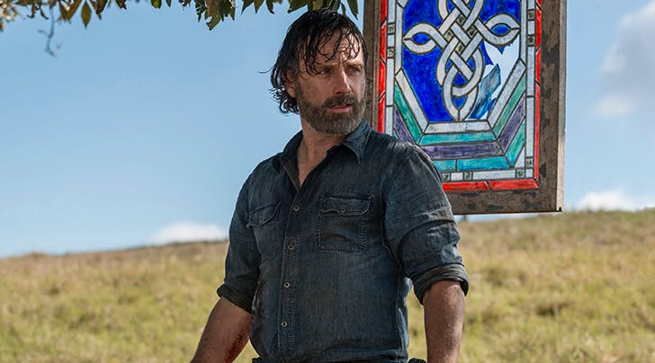 Andrew Lincoln Is Exiting 'The Walking Dead' in Season 9 & We Can Only Hope Its Painless