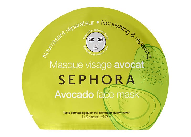 sephora avocado face mask