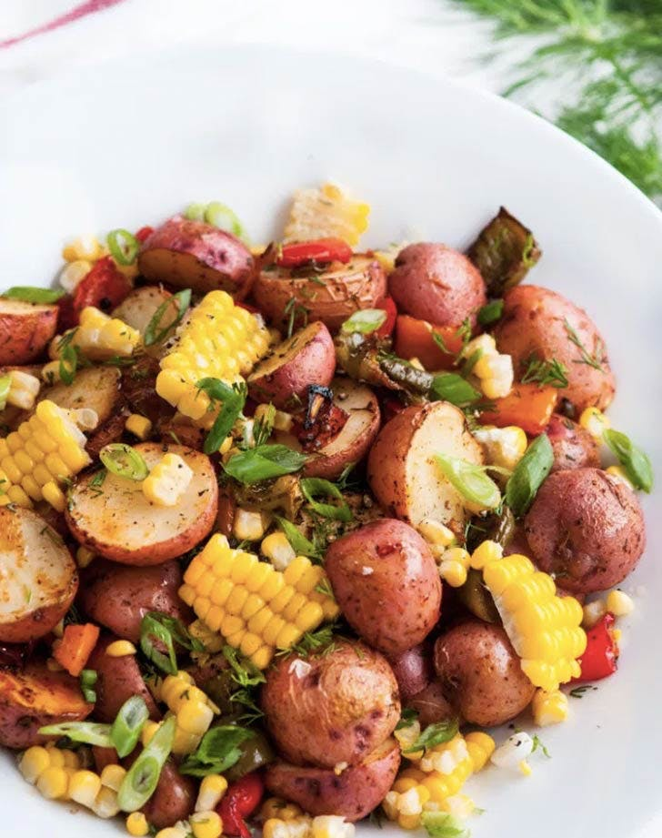 17 Surprising Potato Salad Recipes That Will Win the Summer Barbecue