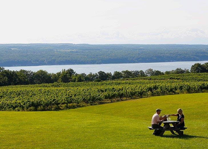 standing stone vineyard NY